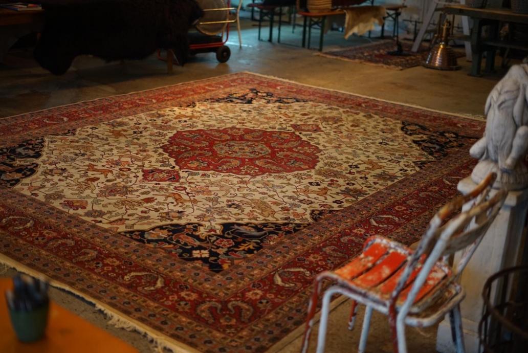 hunting-rug