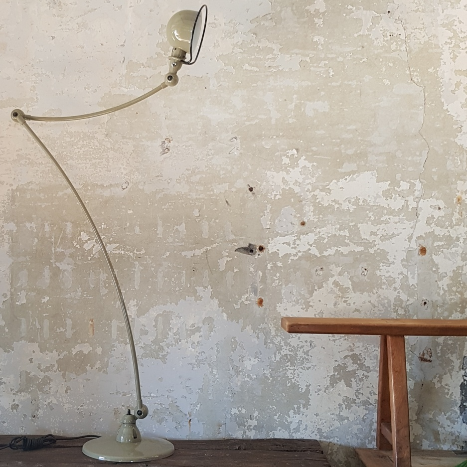 Loft-C1260-Floor-Lamp-–-Khaki-Grey-5