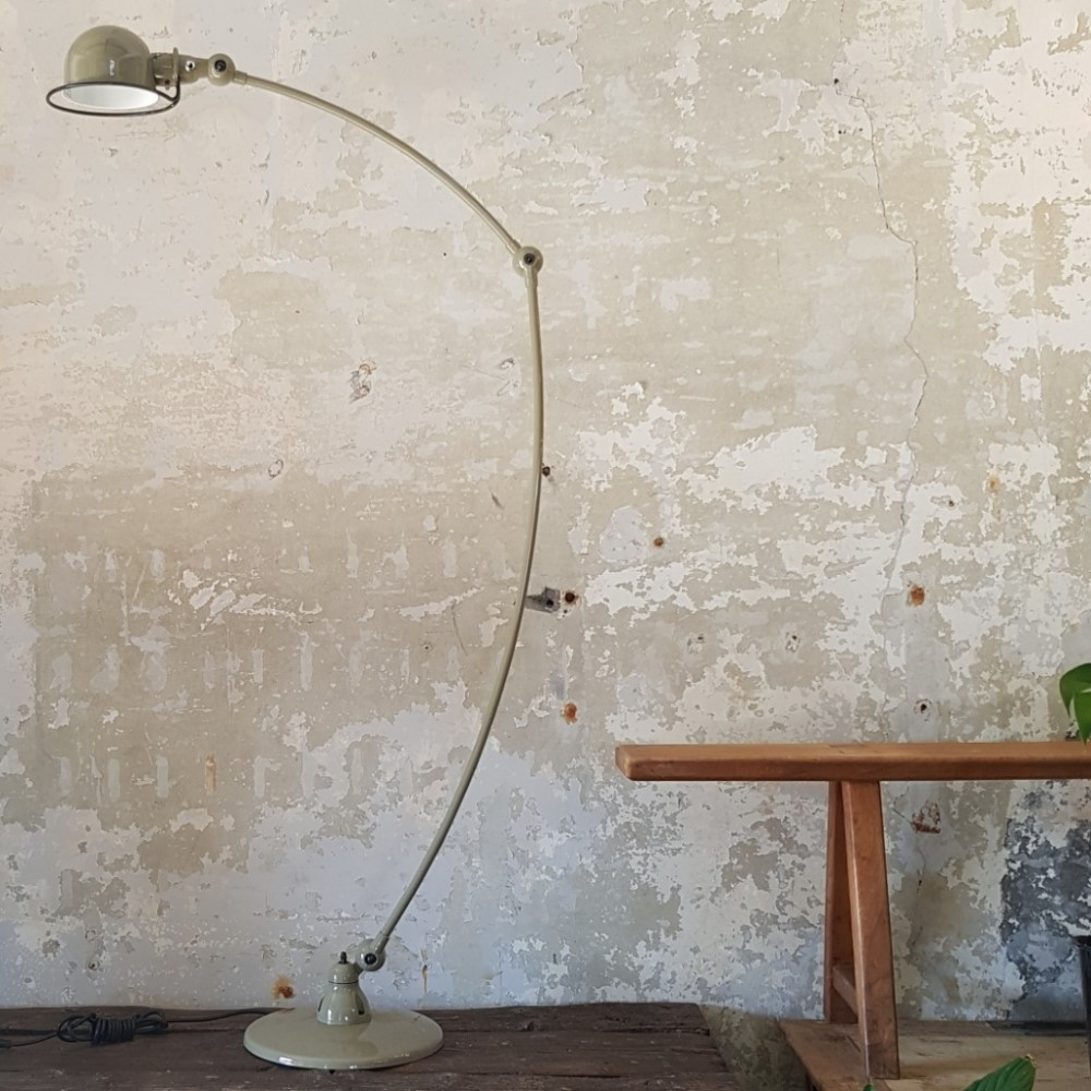 Loft-C1260-Floor-Lamp-–-Khaki-Grey-7