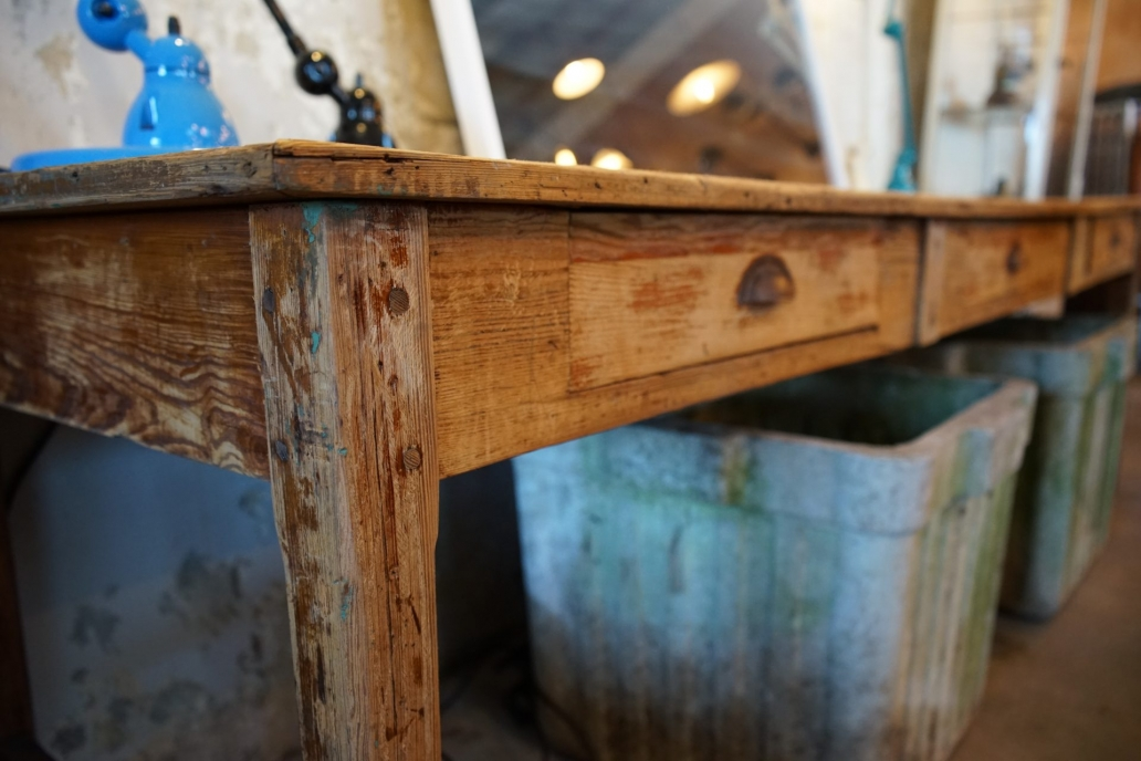 Baltic-Pine-Table-3-Draw-Table3