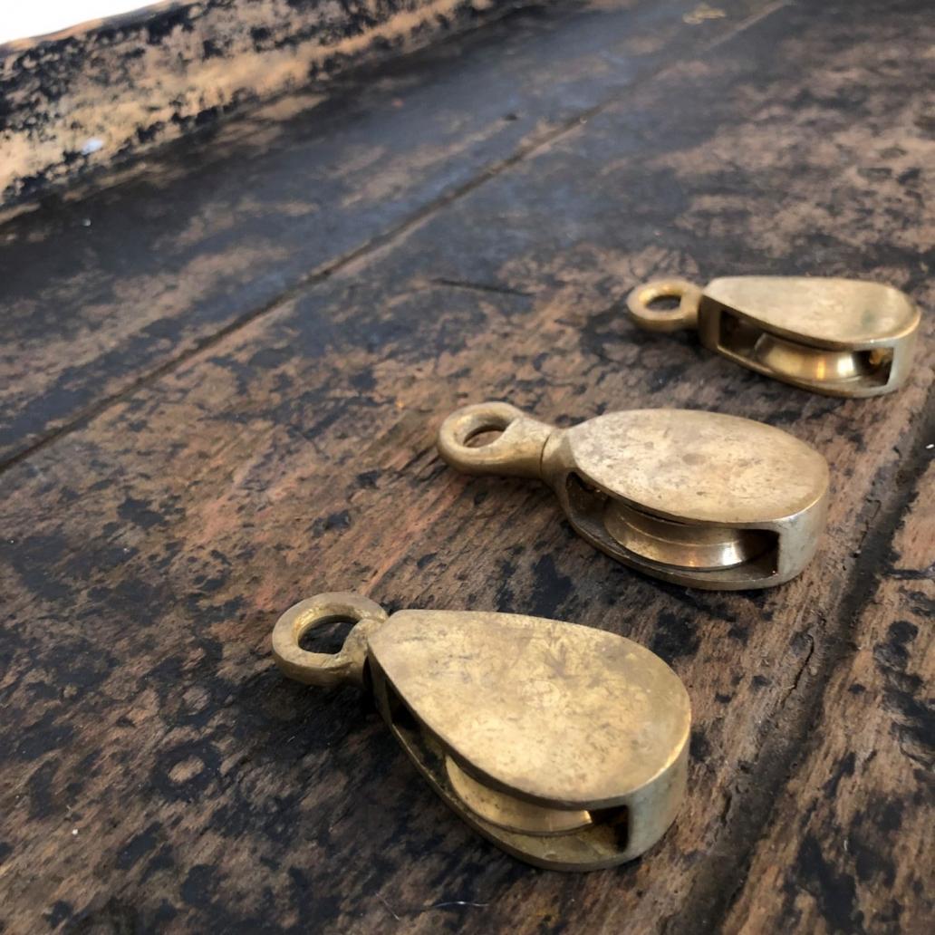 Brass-Pulleys1