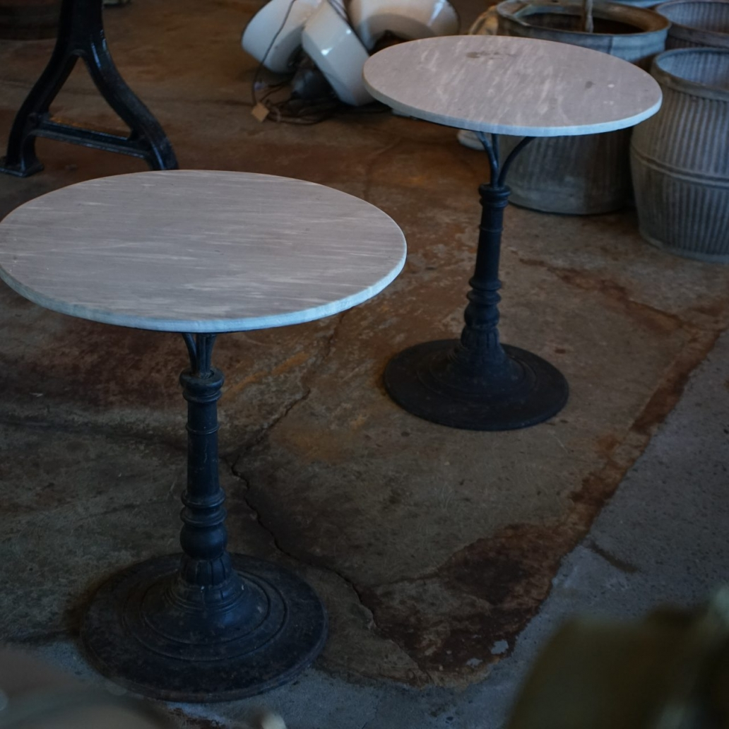 French-Bistro-Table-With-Marble-Top1