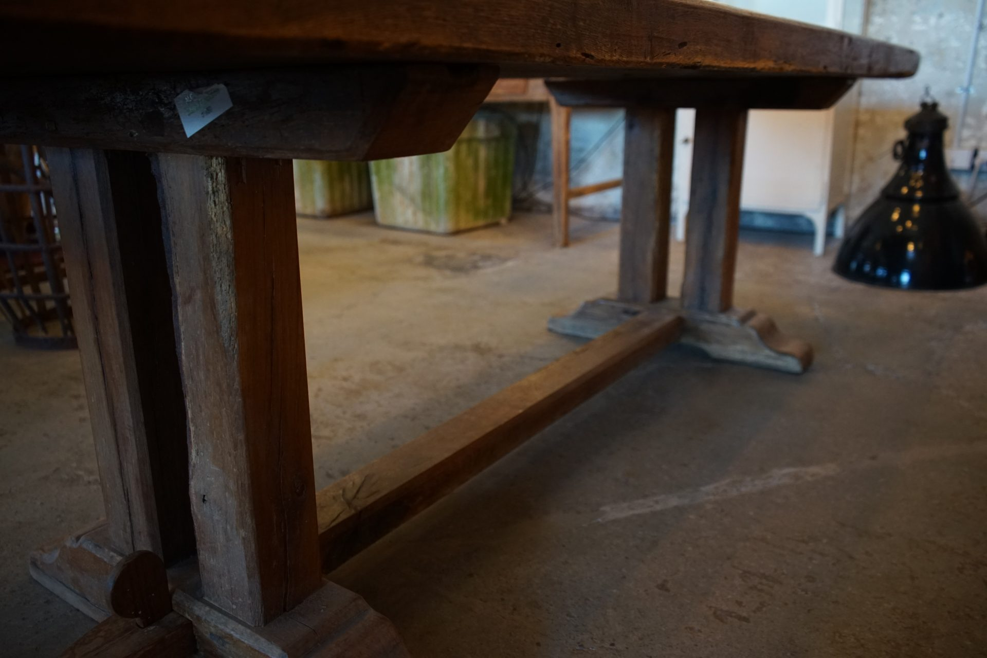 French-Solid-Oak-Refectory-Table6