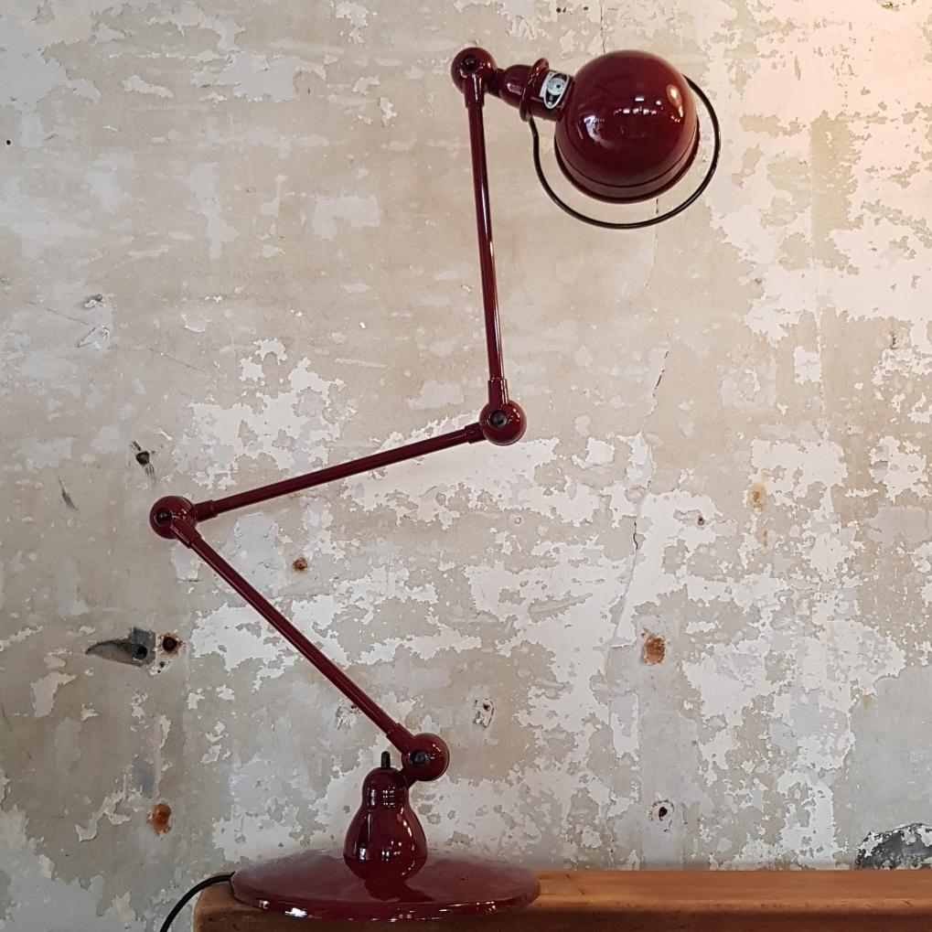 Loft-D9403-Floor-Lamp-Burgundy-4