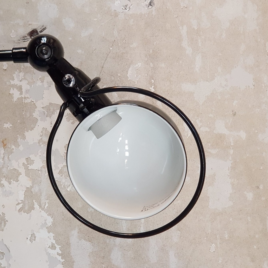 Loft-D4001-wall-light-Shiny-Black-1