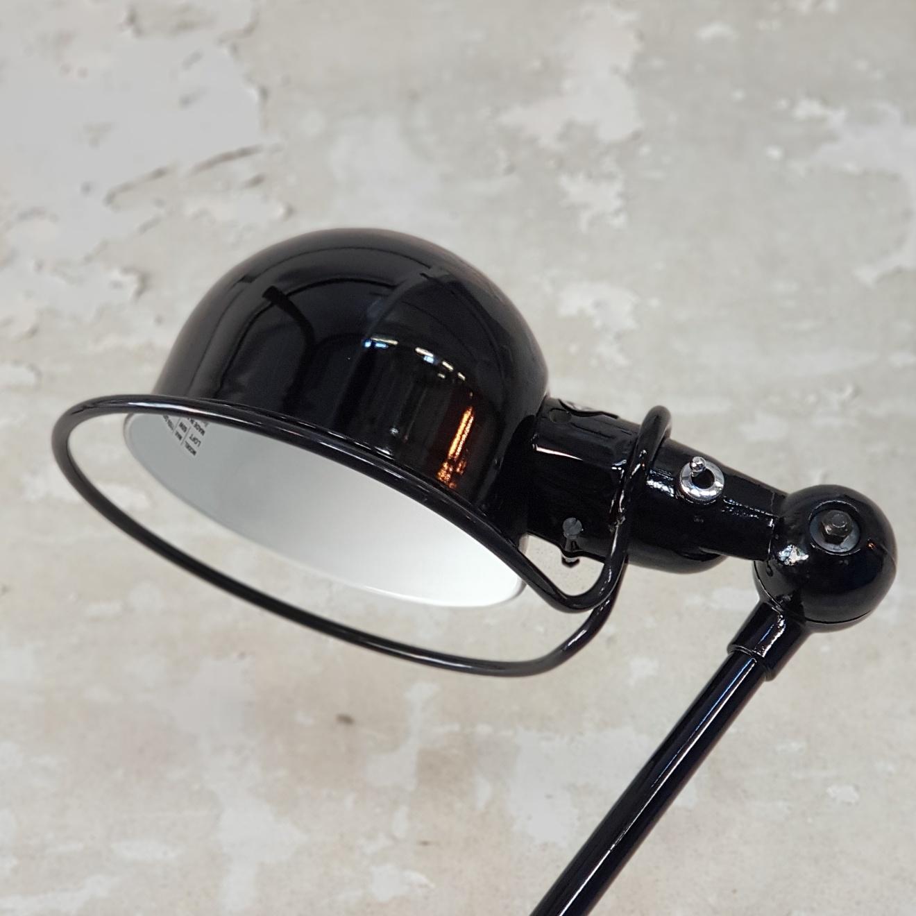 Loft-D4401-wall-light-Shiny-Black-3