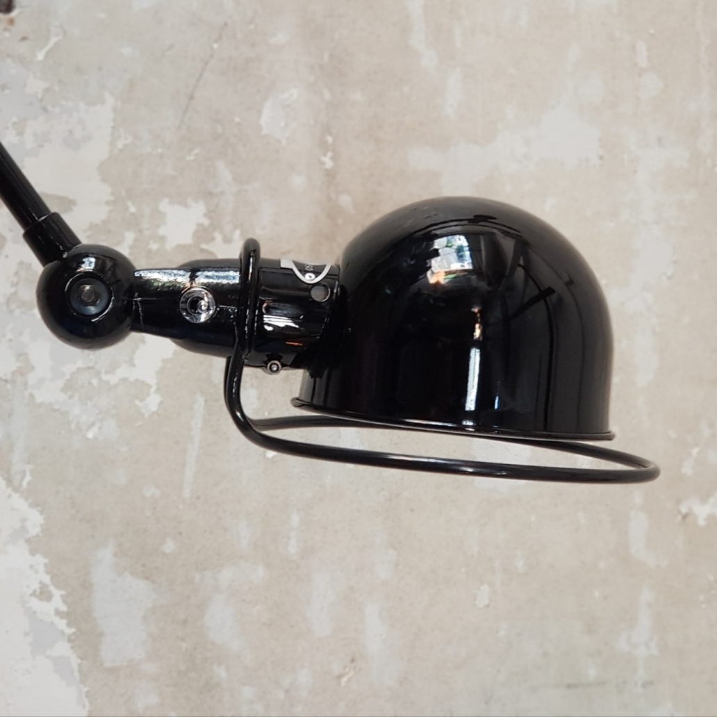 Loft-D4401-wall-light-Shiny-Black-4