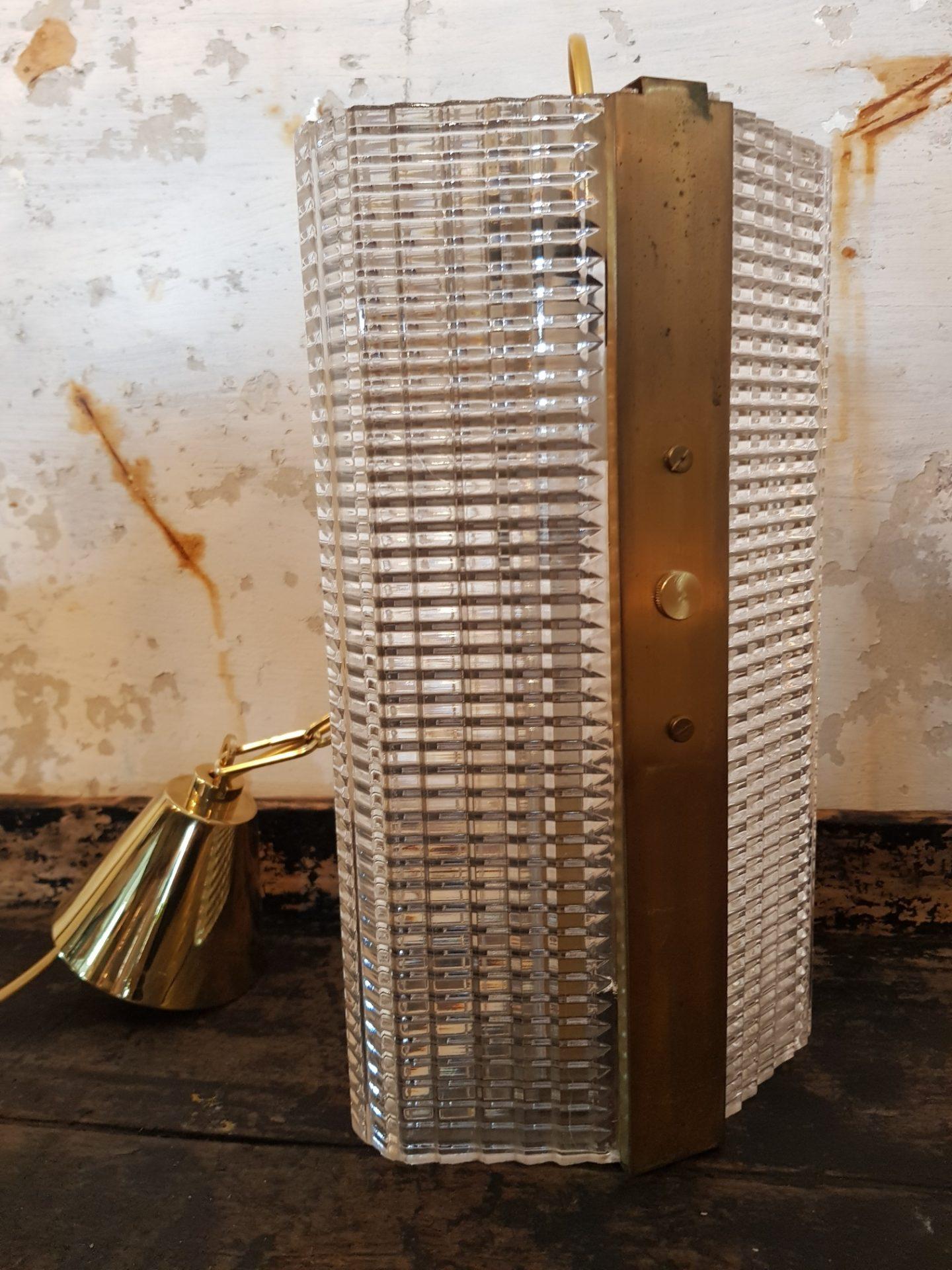 Brass-and-Glass-light