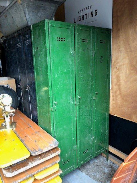 green-lockers