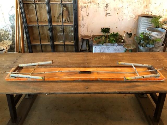 orange-bench-seat